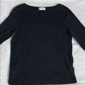 Women's Jones New York Sport black sweater